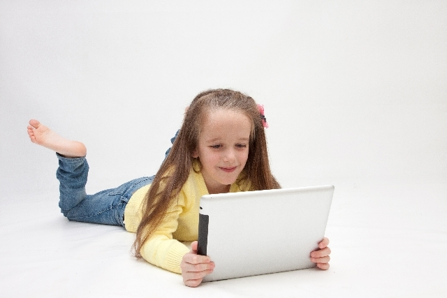 ブログ記事トップ画像_子供とパソコン