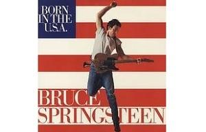 ブログ関連記事_トップ_画像_Bruce Springsteen_Born in the U.S.A