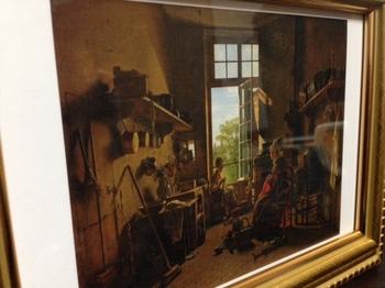 ルーブル美術館展_台所の情景
