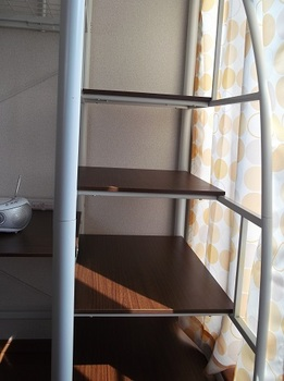 ブログ記事画像_ロフトベッド_階段部分写真