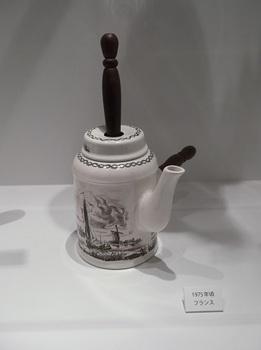 チョコレート展_茶器
