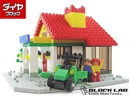 ブログ記事_トップ画像_ダイヤブロックの家
