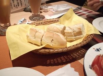 Fucchá_料理_パン